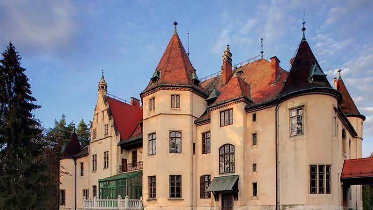 Hilleprand von Prandau-Mailáth Castle, Donji Miholjac