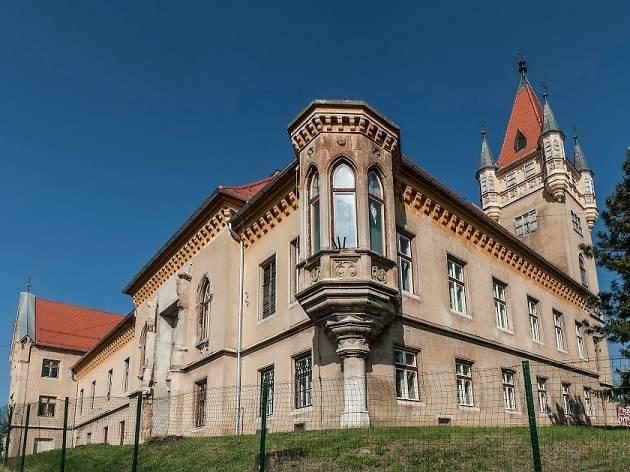 Feštetić Castle, Pribislavec