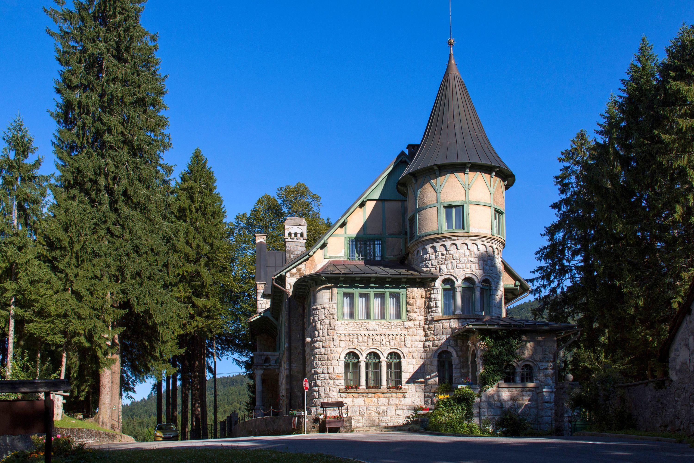 The most fairytale-like castles in Croatia