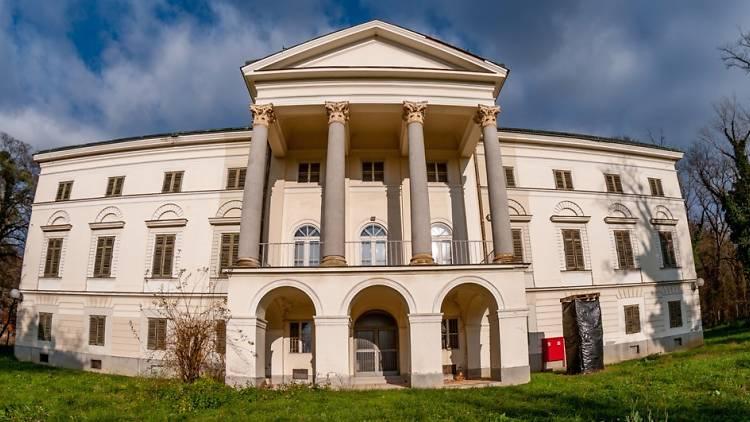 Januševec Castle, Prigorje Brdovečko
