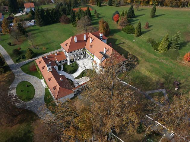 Miljana Castle, near Kumrovec