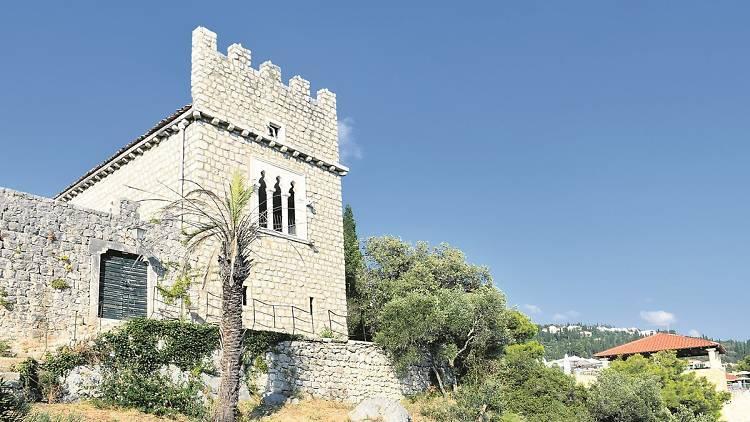 Arapovo Castle, Orašac
