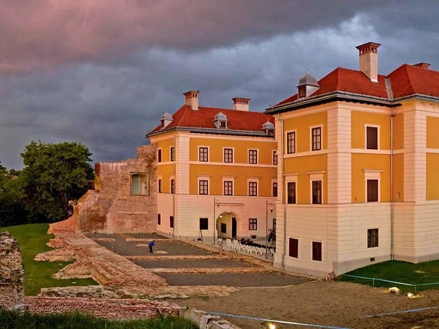 Odescalchi Castle, Ilok
