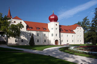 Jesuit Kutjevo Castle, Kutjevo