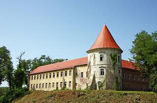 Erdody Kerestinec Castle, Kerestinec