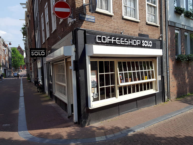 Coffeeshop Solo