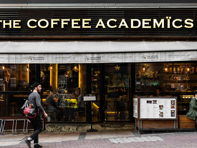coffee academics