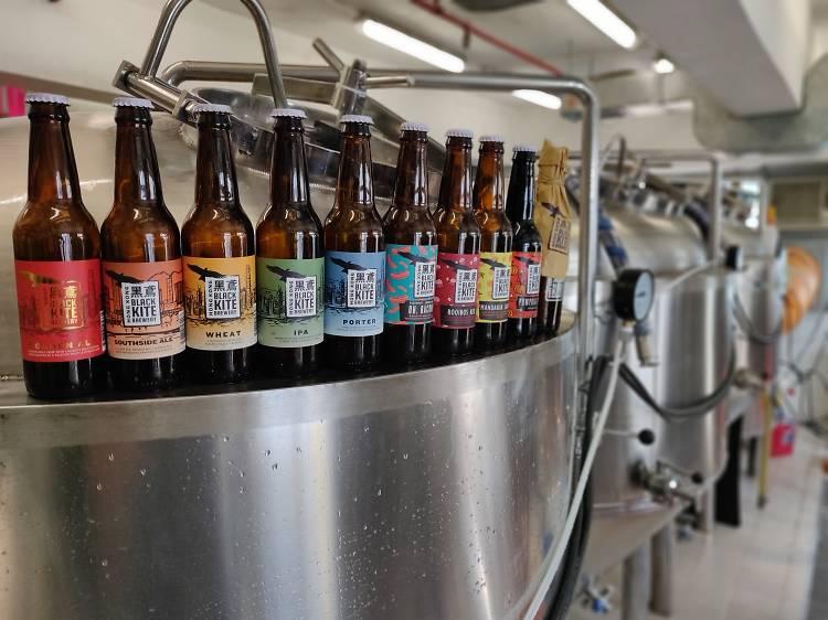 黑鳶啤酒廠