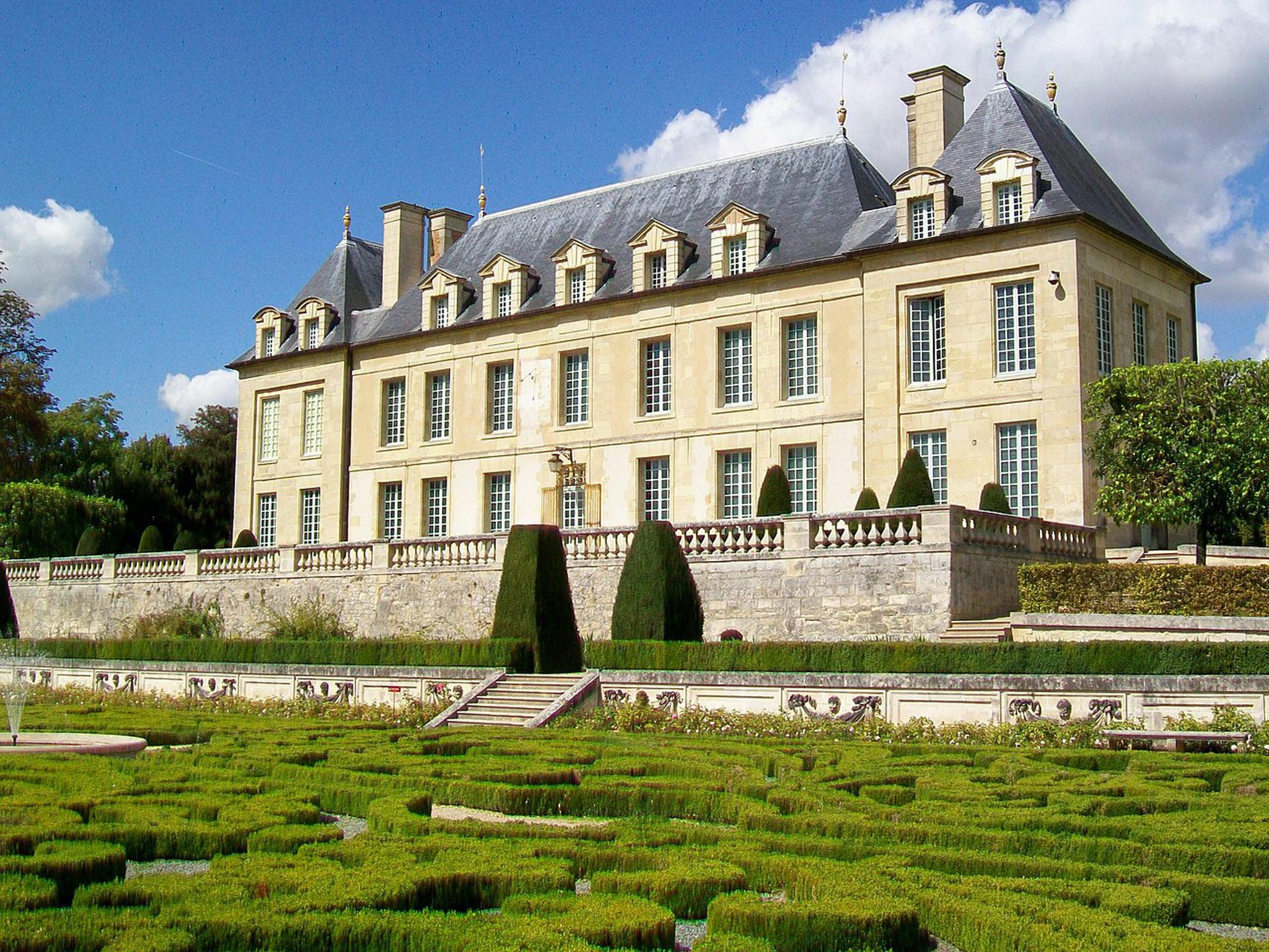 Château de Leyrit in Auvers-sur-Oise