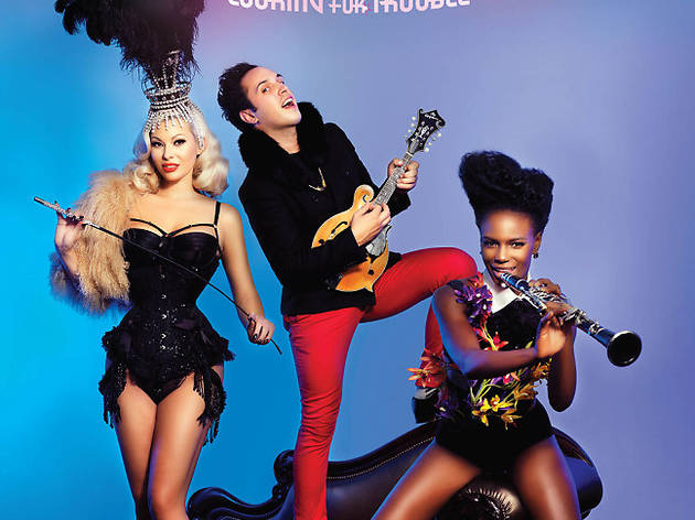 Immodesty Blaize and the Noisettes: Looking for Trouble
