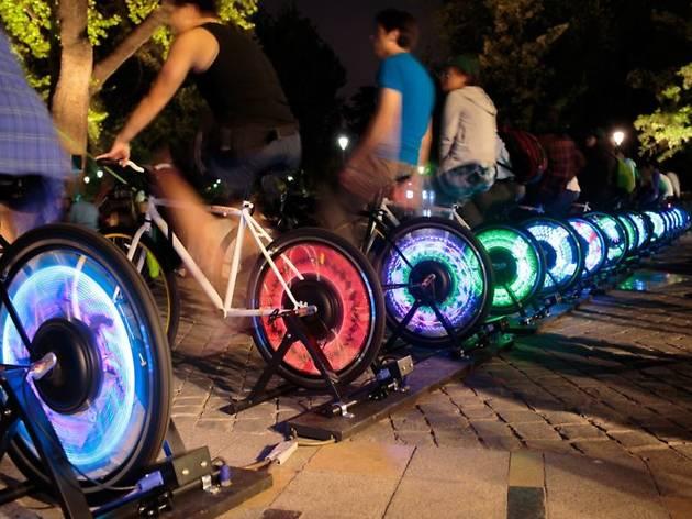 Electric Pedals film screenings