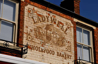Ladywell Bakery Old Sign (DO NOT REUSE)