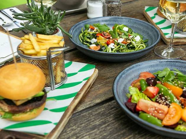 61% off brunch with bottomless prosecco, starters and desserts at Urban Meadow