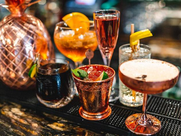 73% off cocktails at Wild Heart