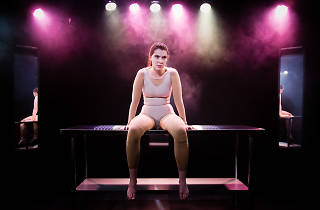 Milly Thomas in Dust