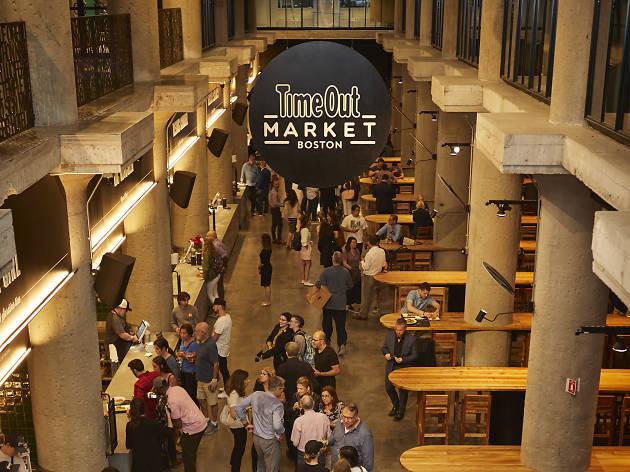 Time Out Market Boston