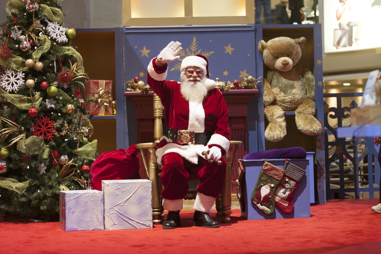 Royaume du père Noël - Complexe Desjardins