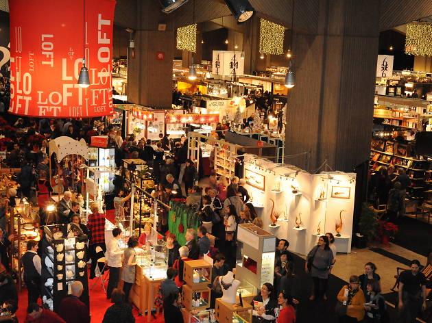 Salon des métiers d'art du Québec