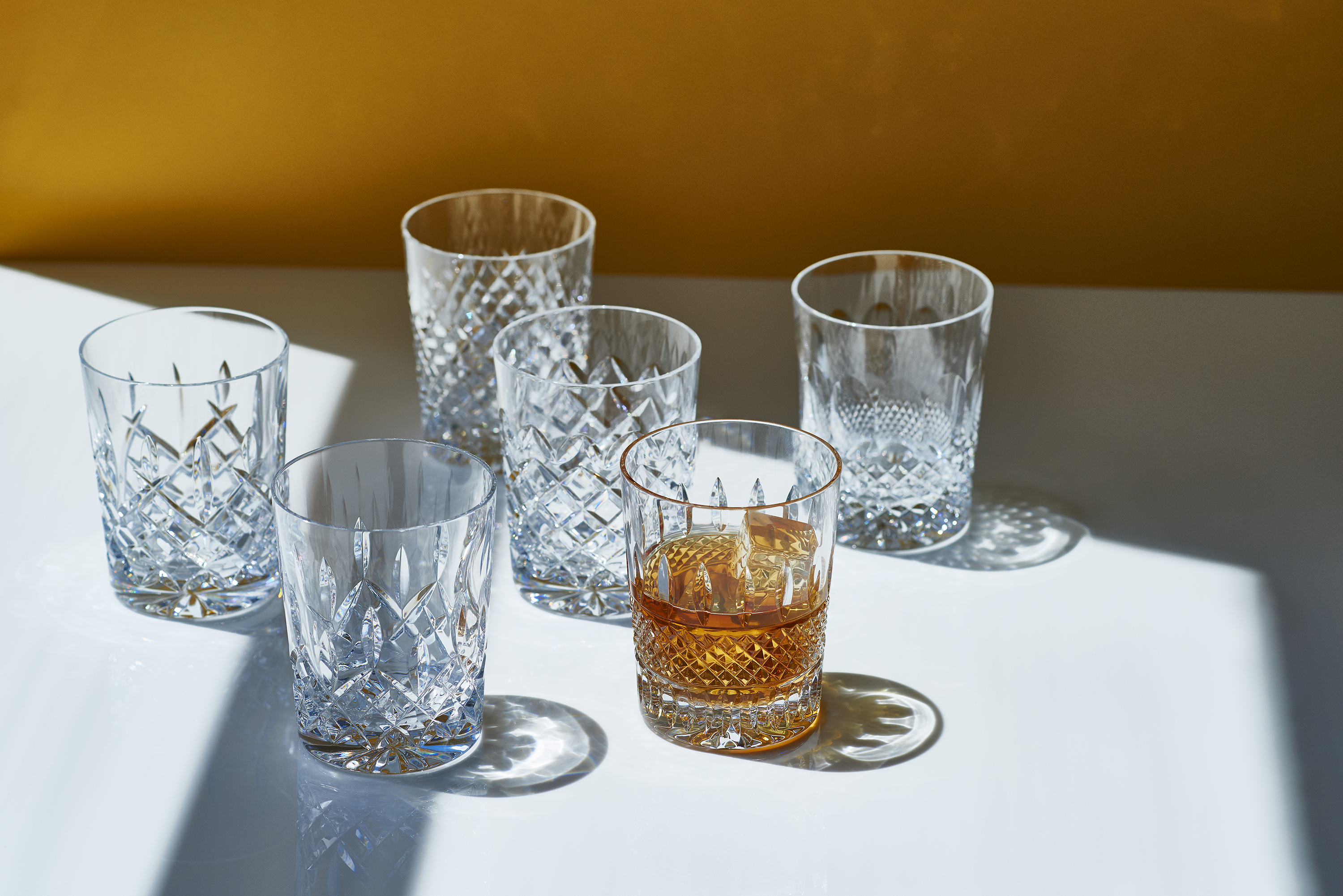 Win a double pass to a glassware masterclass with Waterford Crystal