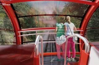 Funicular Cuca de Llum del Tibidabo
