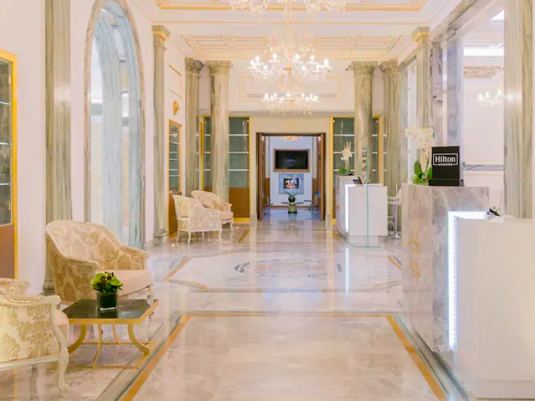 Five great Hilton hotels in Rome you should check out