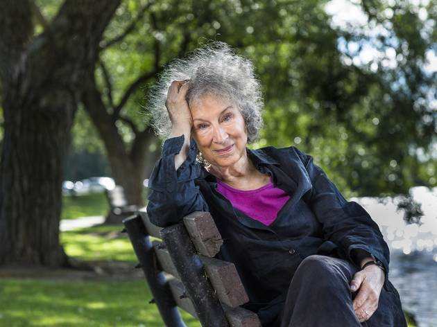 Margaret Atwood Live in Cinemas