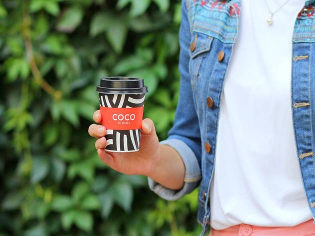 Any coffee for £1 at Coco di Mama