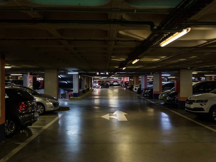parques de estacionamento em lisboa