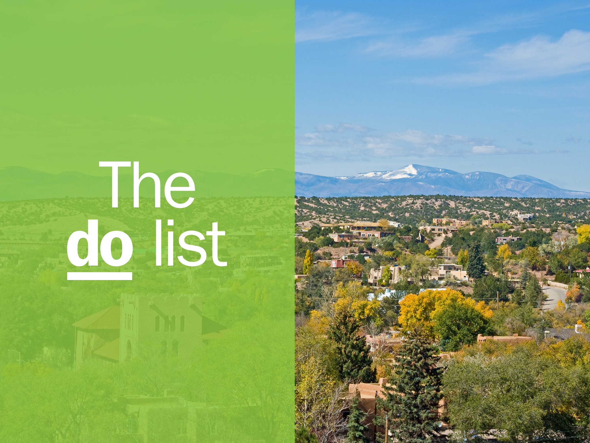 The 10 best things to do in Santa Fe
