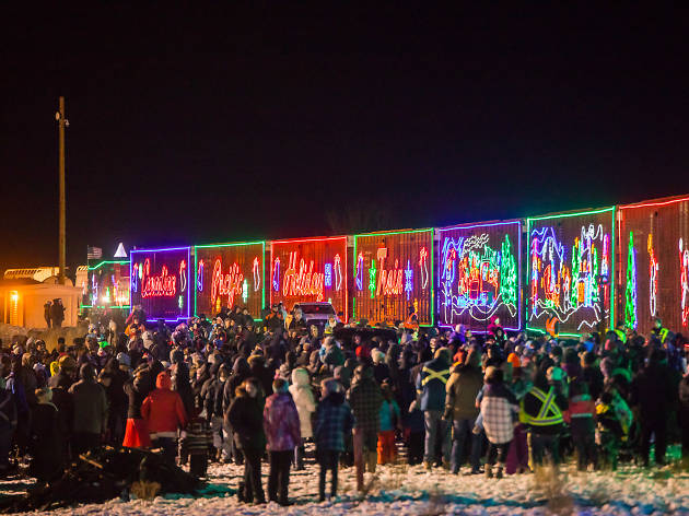 CP Holiday Train