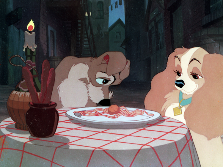 The Lady and the Tramp (1955)