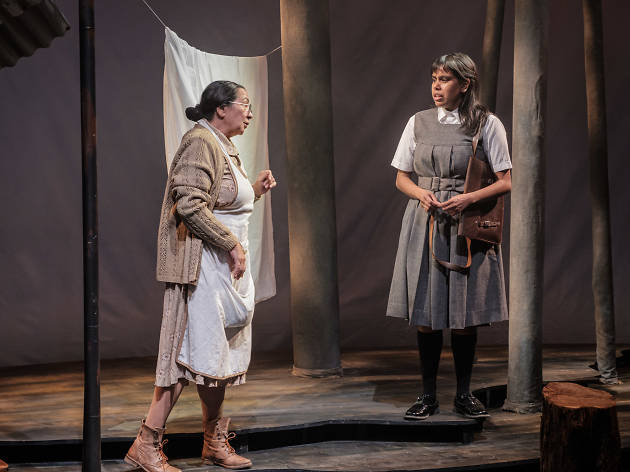 Rainbow's End Darlinghurst Theatre 2019 supplied