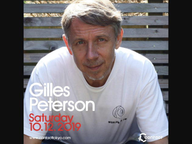 Gilles Peterson at Contact