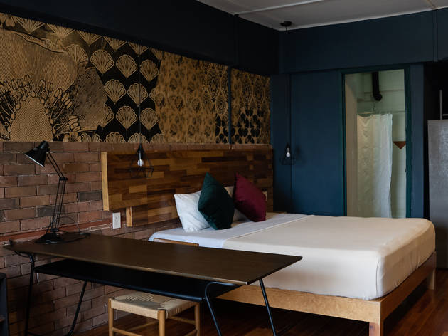 Hotel Selina  (Foto: Alejandra Carbajal)