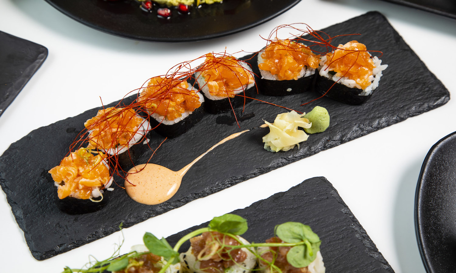 58% off a meal and drinks at Inamo Soho