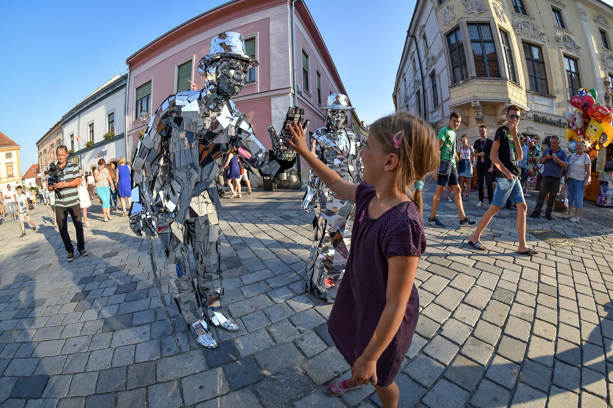 Špancirfest: Varaždin prepares for its biggest annual event