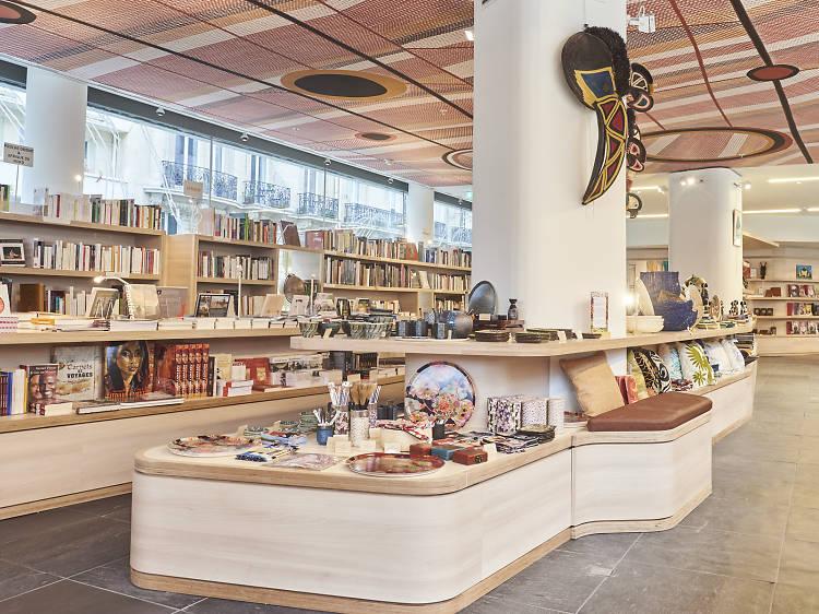 Librairie-Boutique du musée du quai Branly-Jacques Chirac