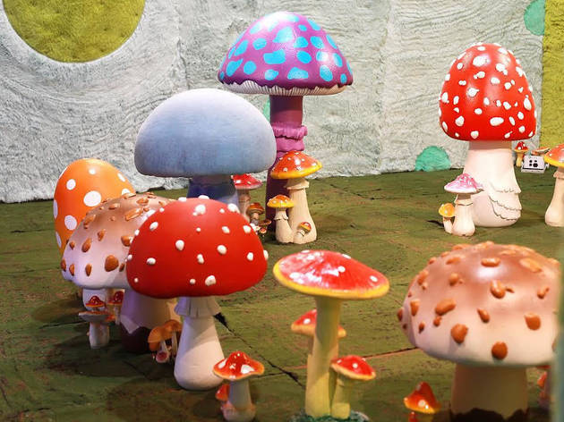 A wonderful, whimsical pop-up returns to NYC