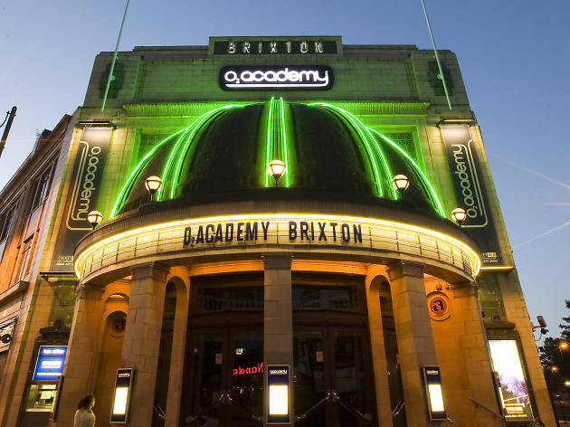 Brixton Academy is putting on a series of virtual live gigs