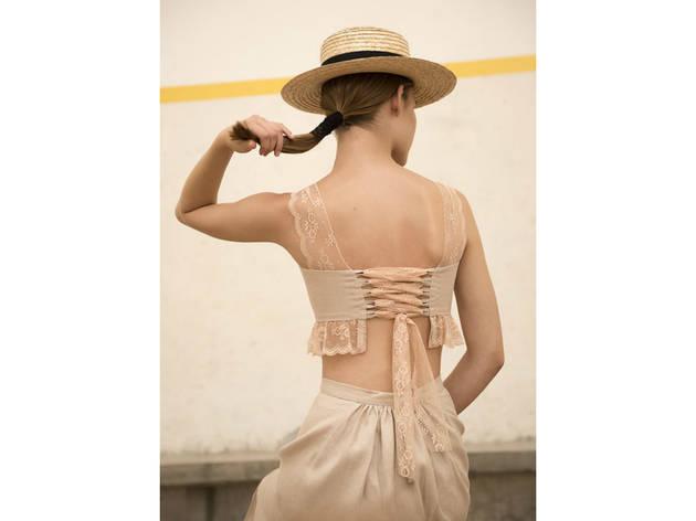 Fashion Gallery No.1 (Foto: Cortesía Archivo Moda Mexicana)