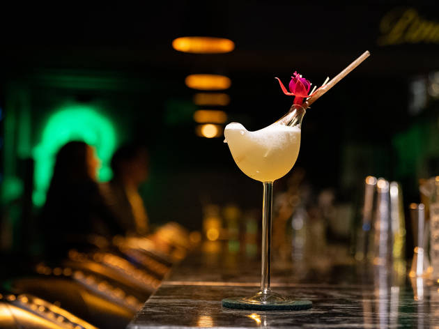 Yellow Bird Bar: bar y club social para echar drinks en la Roma