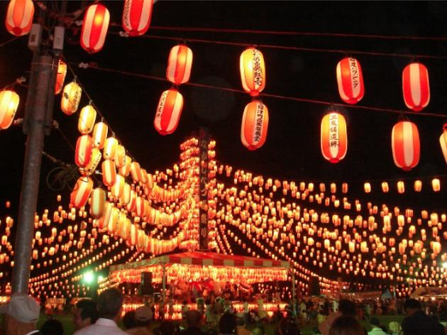 原宿夏祭り