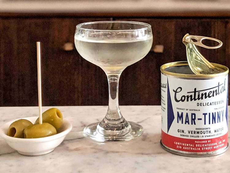 Sip top tipples courtesy of the city's best bars