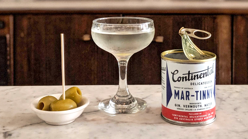 Score $10 tinned cocktails and bargain cheeses at two new happy hours