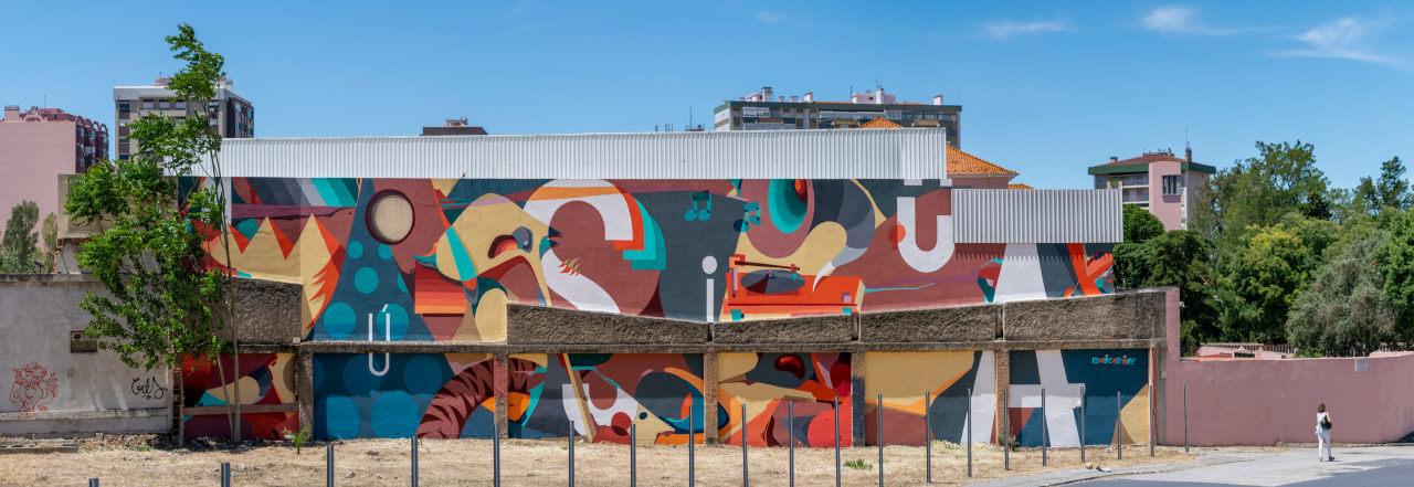 MURO - Festival de Arte Urbana Lx 2019