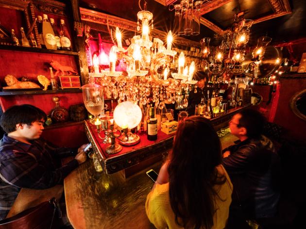 Best bars in Golden Gai