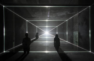 United Visual Artists: Other Spaces review