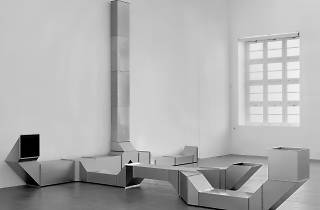 'Vierantrohre (Square Tube)', Series D (1967-2018)