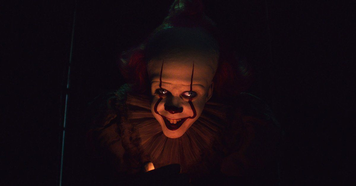 Get scared sh*tless at this free 'It Chapter Two' horror maze