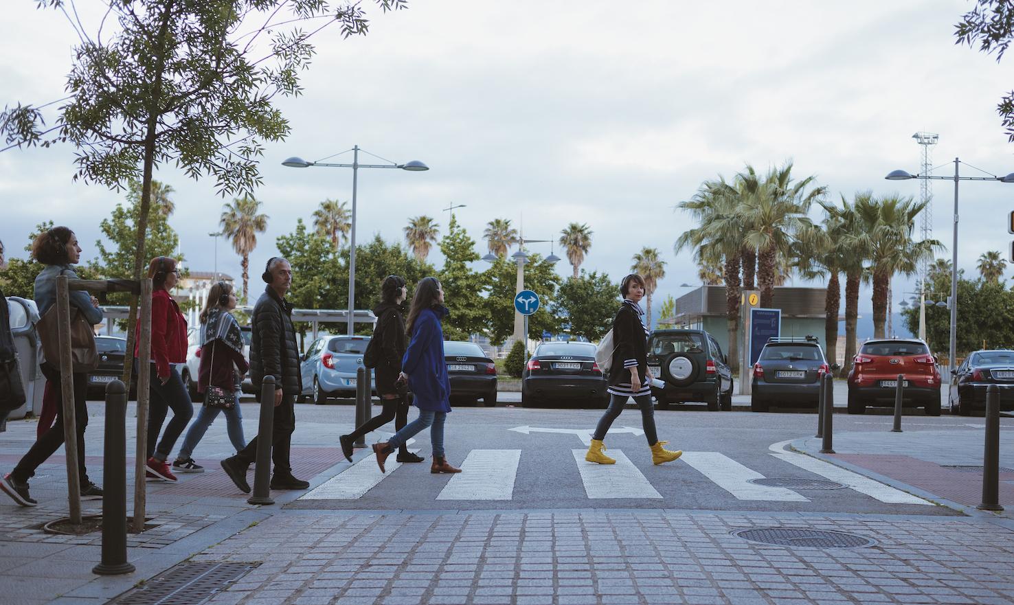 Paseo urbano